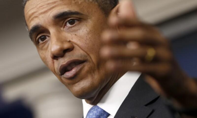 Obama dijo que la seguridad probablemente también sería un tema de conversación. (Foto: AP)