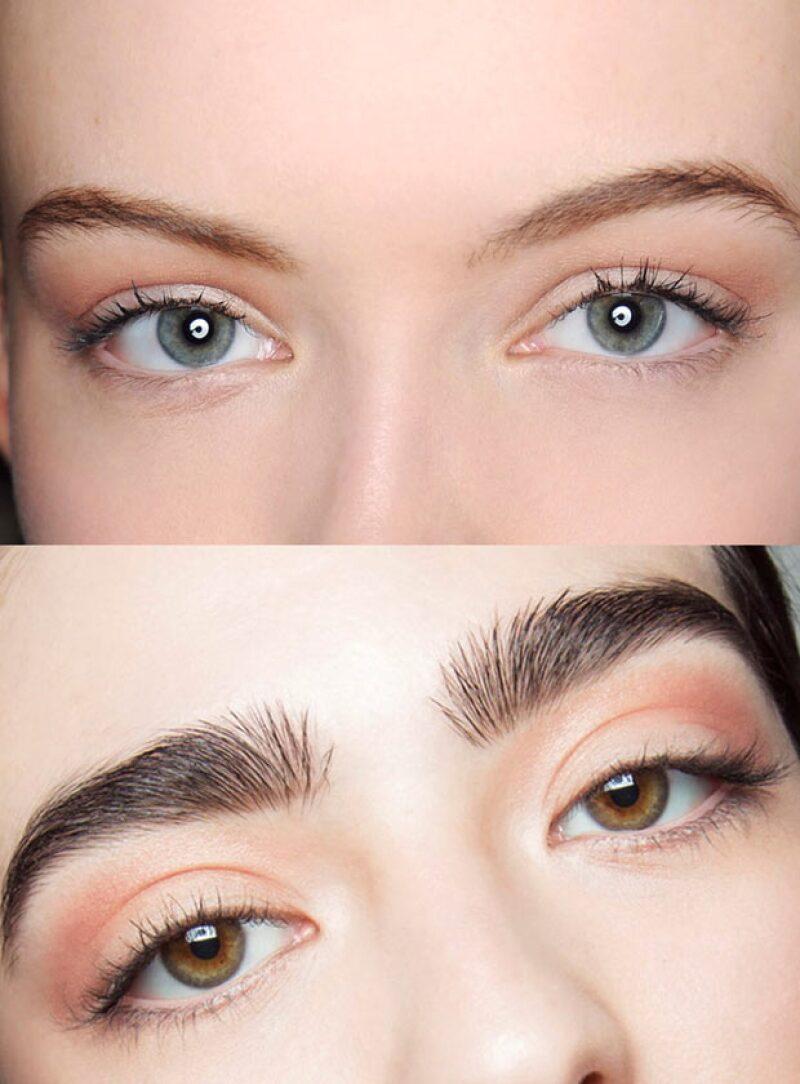 Las cejas ultradelgadas sólo provoca que pierdas personalidad, siempre lo más natural es mejor.