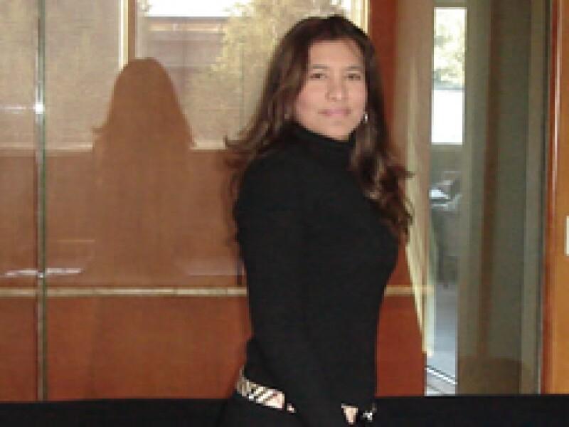 La Directora de Administración y Finanzas de Industrias CH. (Foto: Especial)