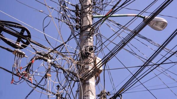 Cables de luz
