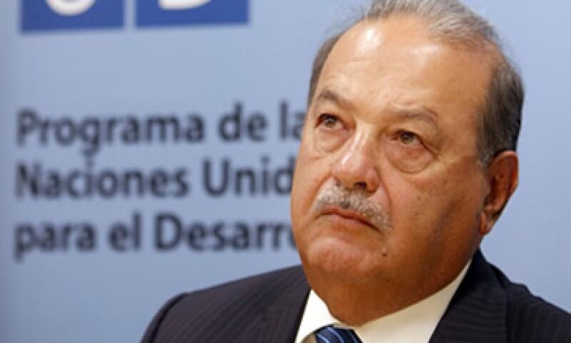 The Economist menciona el éxito de Carlos Slim en su alianza con Dish. (Foto: AP)