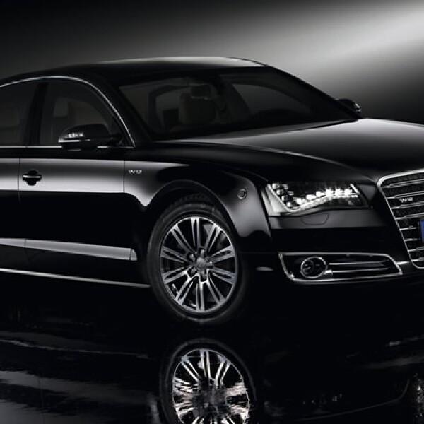 Audi ha sido el socio exclusivo del Foro Económico Mundial (WEF por sus siglas en inglés) desde 1987 para servicios de transporte en la cumbre.