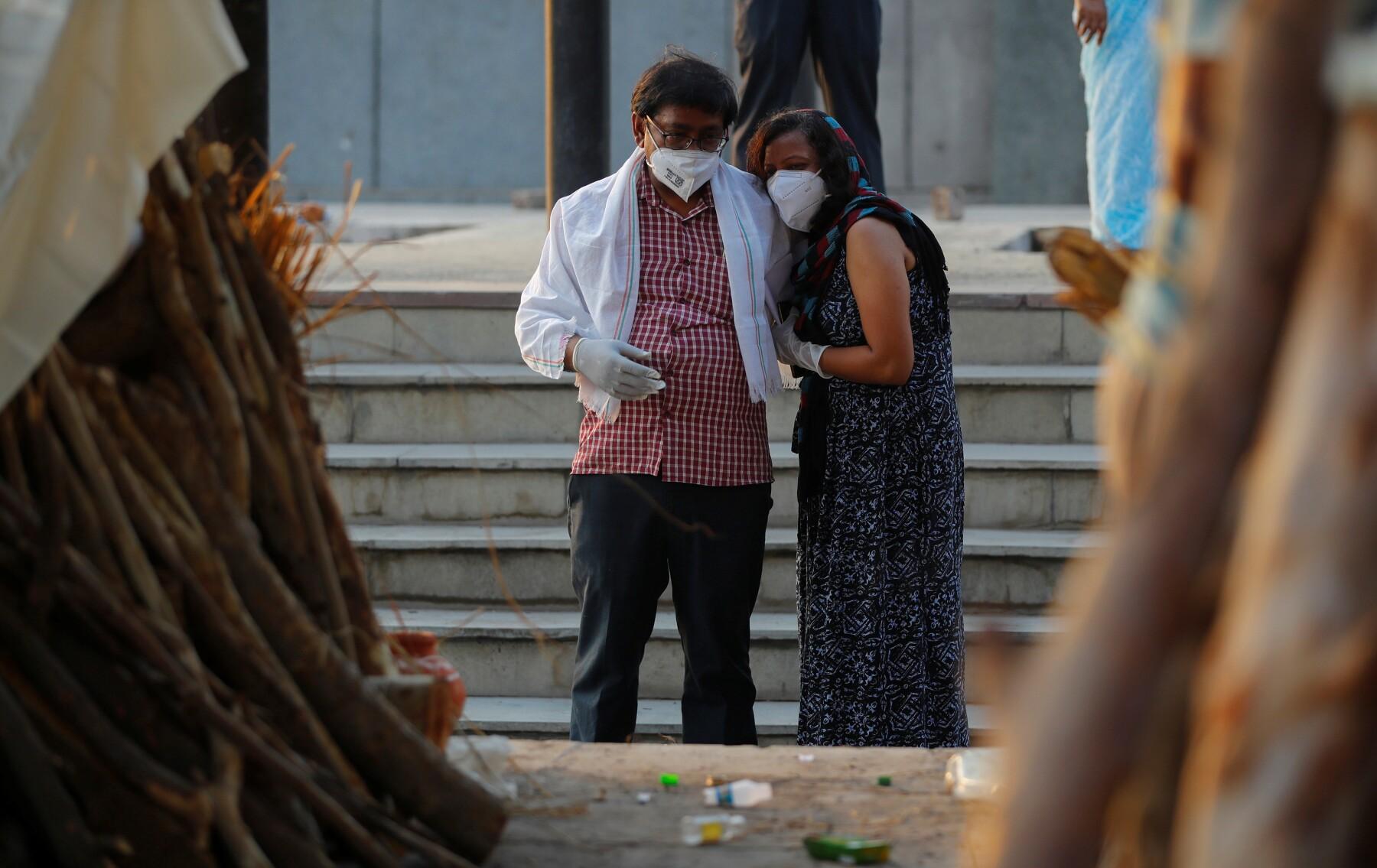 """Qué es la mucormicosis o el """"hongo negro"""" que agrava la situación del  COVID-19 en India?"""