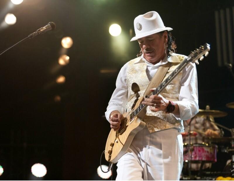 El famoso guitarrista ofrecerá un concierto en León, Guanajuato, en beneficio del Centro Fox.