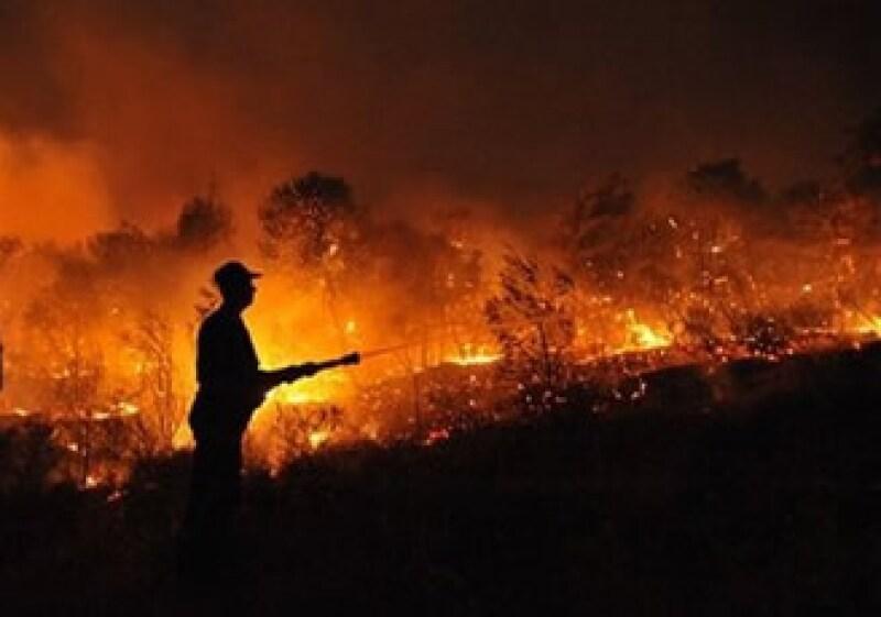 Los incendios son los peores registrados en Grecia desde el 2007 (Foto: AP)