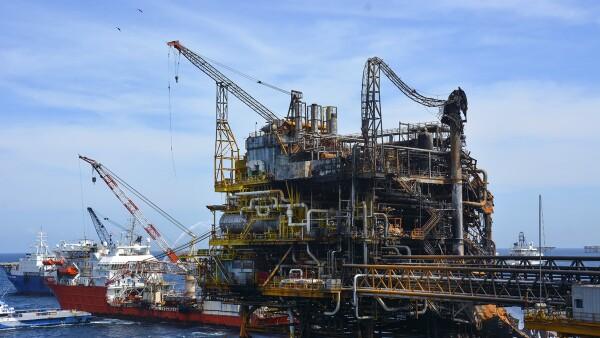 Socios en la explotación petrolera
