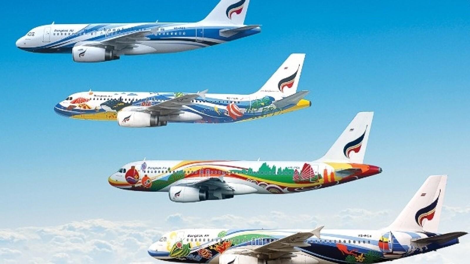 aviones diseños llamativos 8
