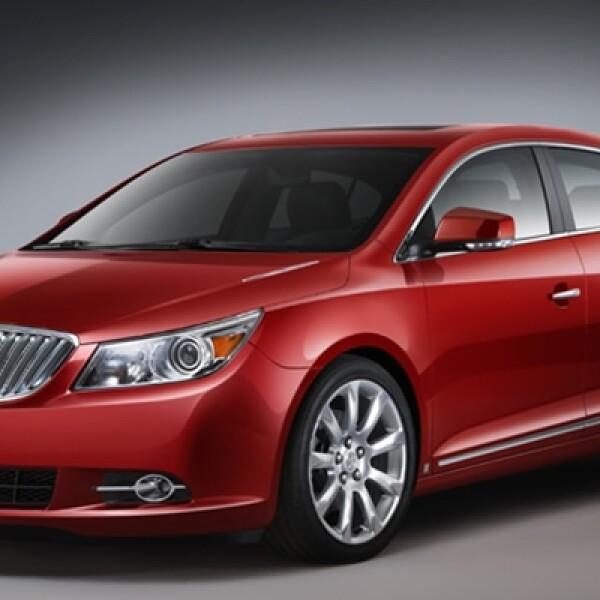 En días pasados, General Motors de México anunció el inicio de la comercialización del totalmente nuevo Buick LaCrosse 2010.