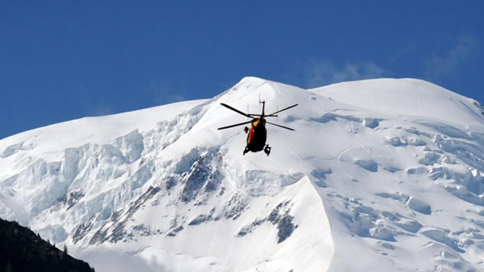montañismo, mont blanc