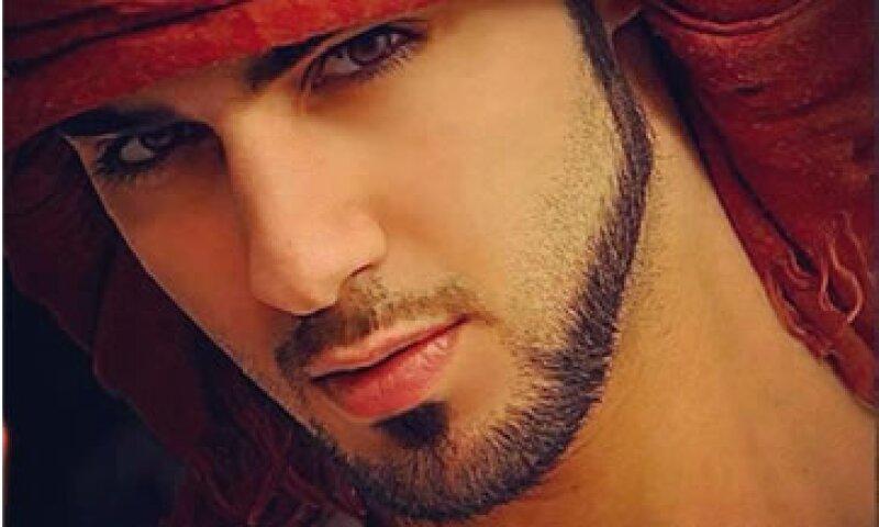 El iraquí alcanzó fama mundial al ser expulsado de Arabia Saudita acusado de ser demasiado guapo. (Foto: Cortesía de Quién.com)