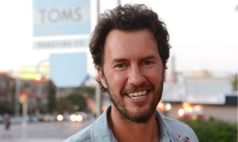 Blake Mycoskie, CEO de TOMS, forma parte de un grupo de líderes empresariales que comparten ideas sobre cómo contribuir con sus negocios a la sociedad. (Foto: Getty Images )