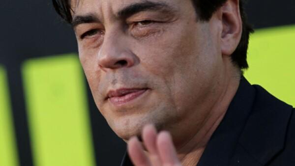 El veterano actor puertorriqueño también hizo el personaje de un mafioso.