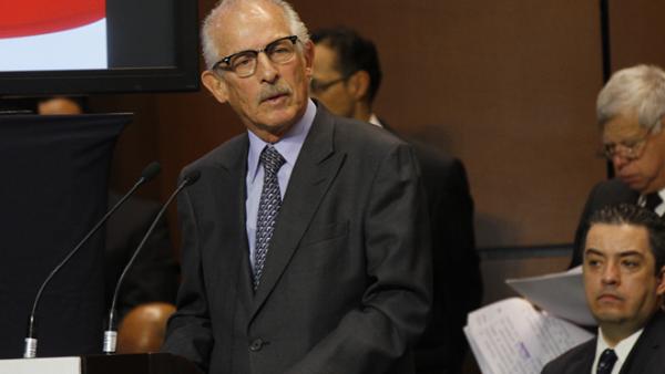 Luis Zarate Director General ICA
