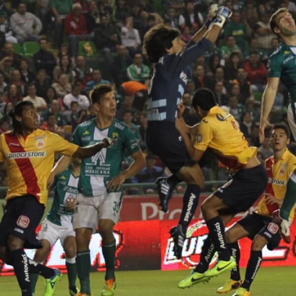 León vs Morelia3