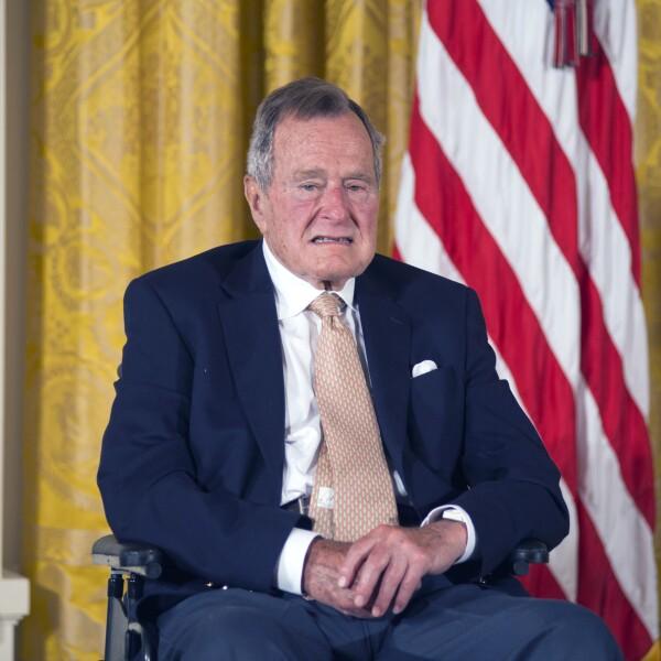 El ex presidente de Estados Unidos murió a los 94 años en Texas.