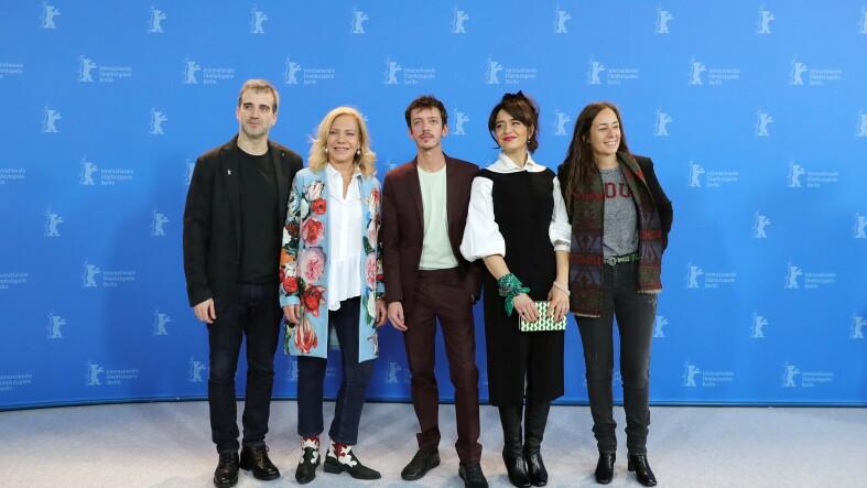 """The Intruder"" Photo Call - 70th Berlinale International Film Festival"