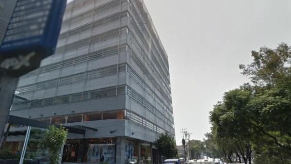 Edificio IFE en Acoxpa