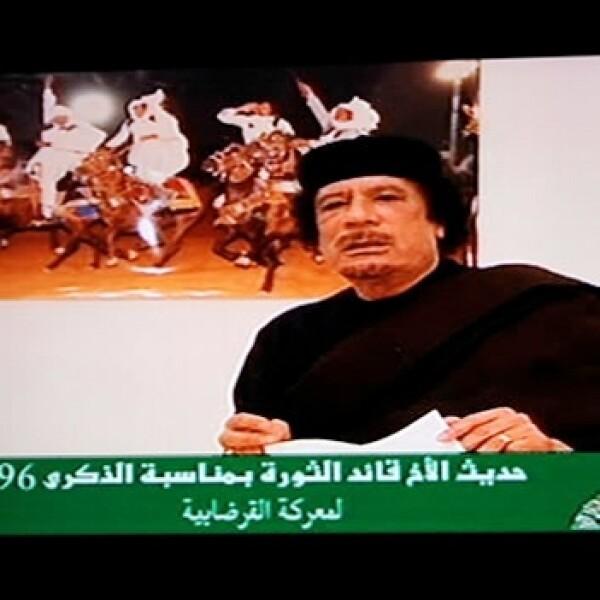 libia, tv
