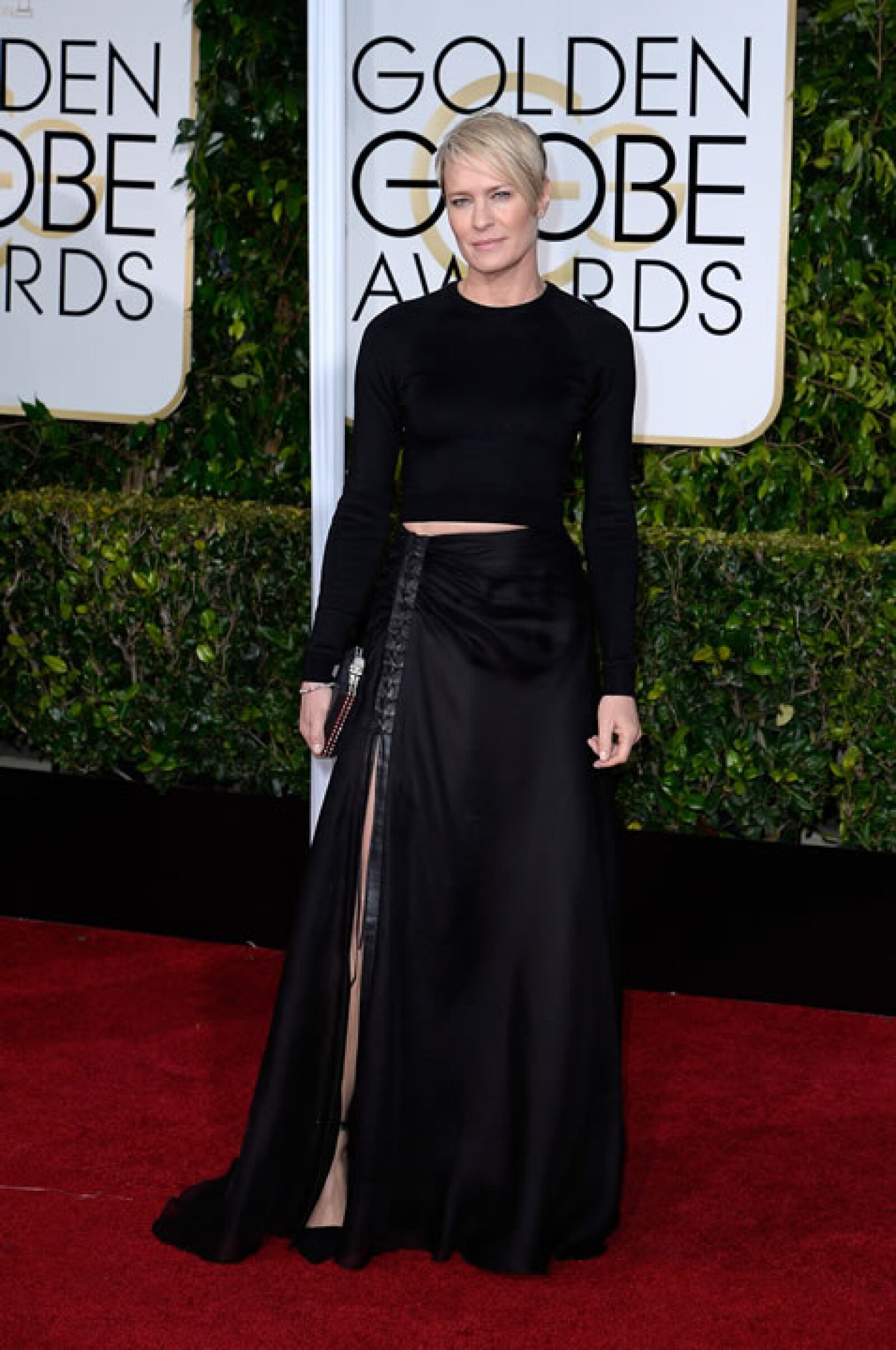 Robin Wright en Ralph Lauren Collection.