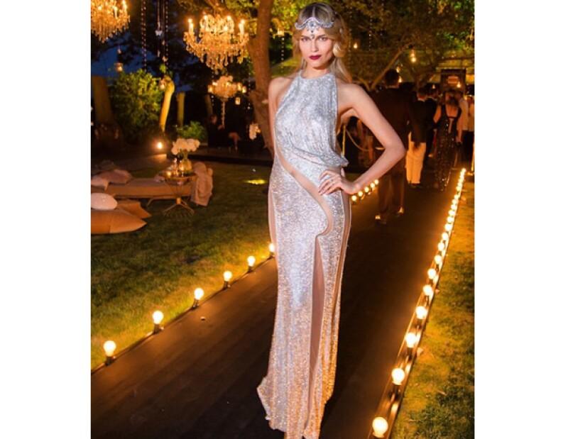 Dolce & Gabbana creó una fiesta para celebrar su colección de Alta Moda, mientras que la top Natasha Poly celebra sus 30 en grande.