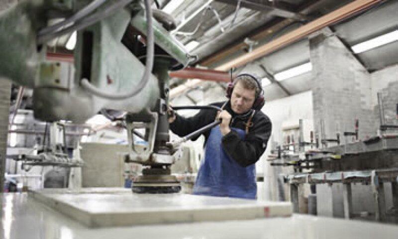 Los analistas esperaban un aumento de la producción del 0.4%. (Foto: Getty Images)
