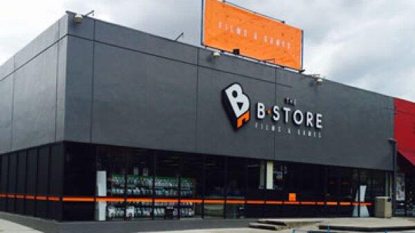 The B Store ofrecerá venta de películas y videojuegos. (Foto: Cortesía )