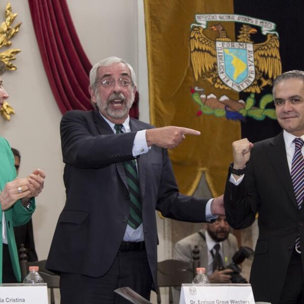 Exjefe de gobierno de la CDMX