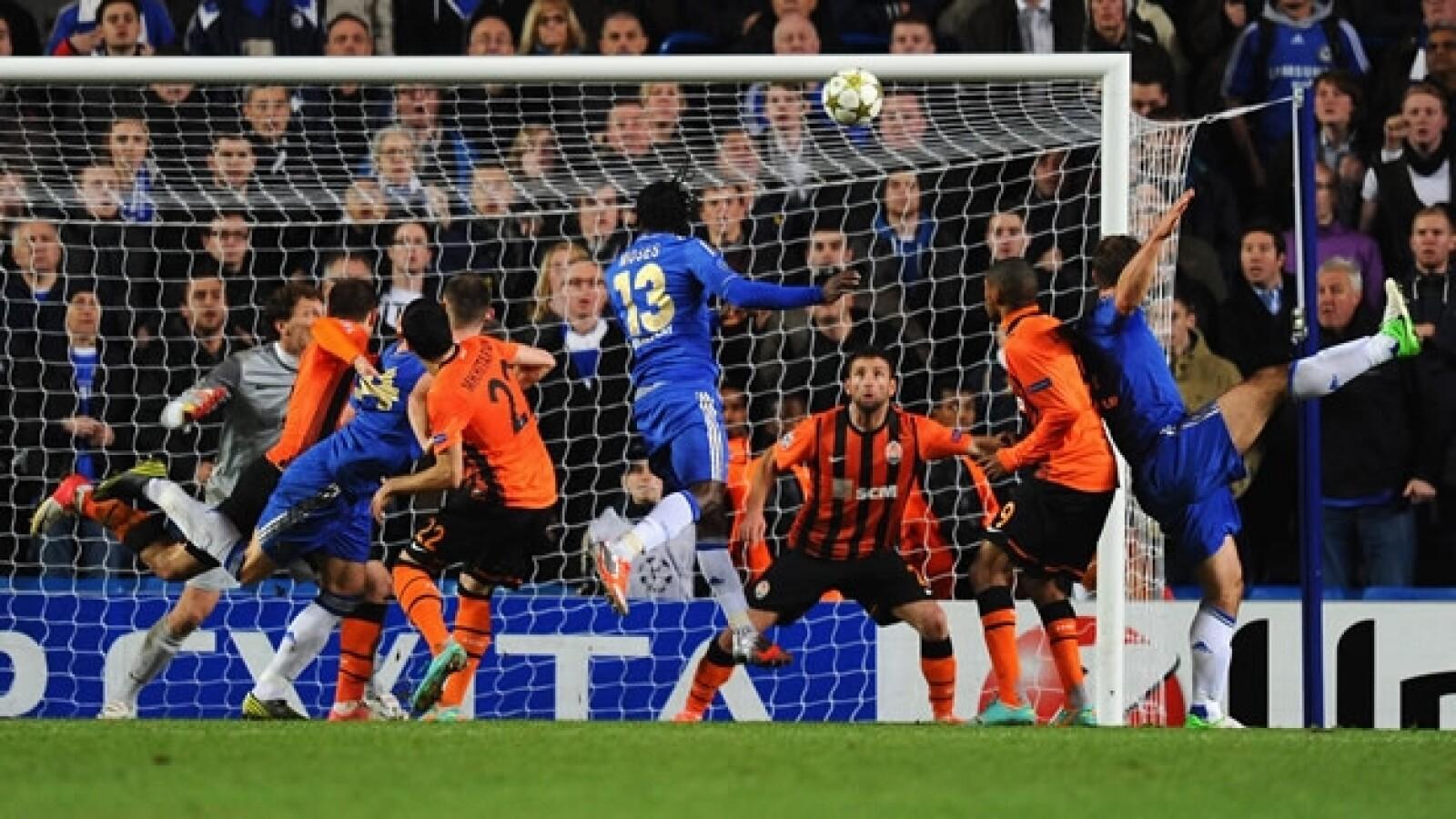 Chelsea vs. Shakhtar Donetsk 2