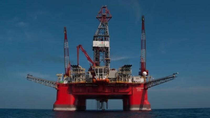 plataforma petrolera de veracruz PetroRig III o Centenario