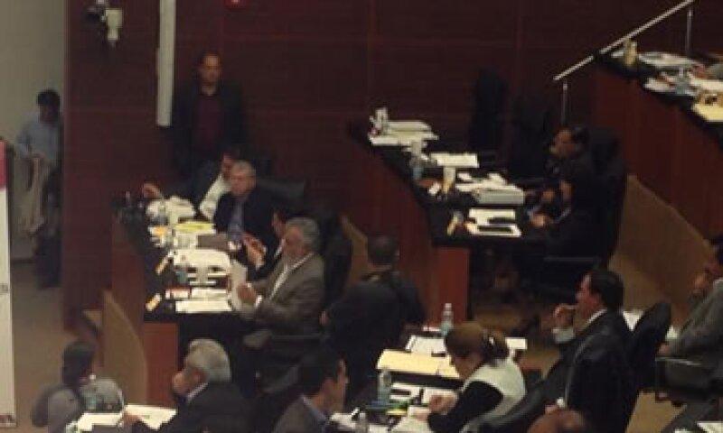 Comisiones del Senado inician este domingo el debate de la reforma energética. (Foto: Mauricio Torres)