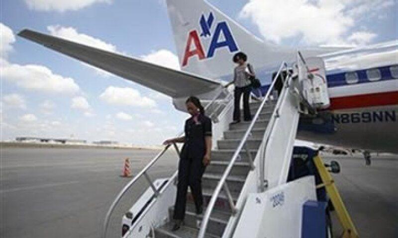AMR es la única aerolínea entre las importantes de la que se esperaba una pérdida en el tercer trimestre. (Foto: Reuters)
