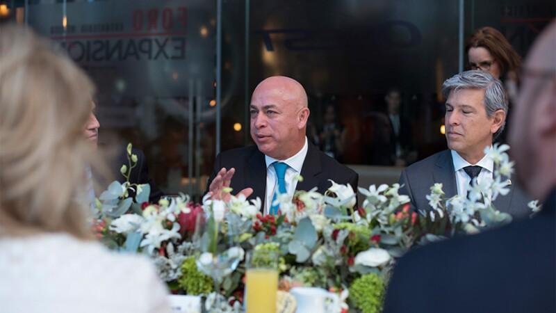 Rubén Imán, presidente de Onest Logistic,