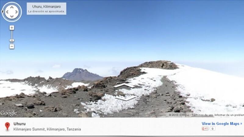 google street view cumbres
