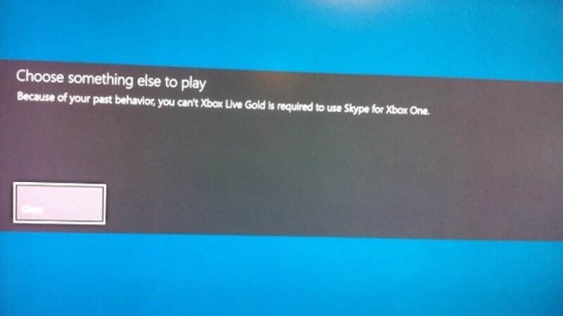 Xbox Live ban groserias