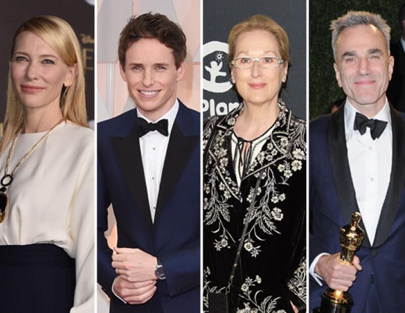 De Lincoln a Coco Chanel, estos actores y actrices han dado vida a grandes personalidades de la historia universal.