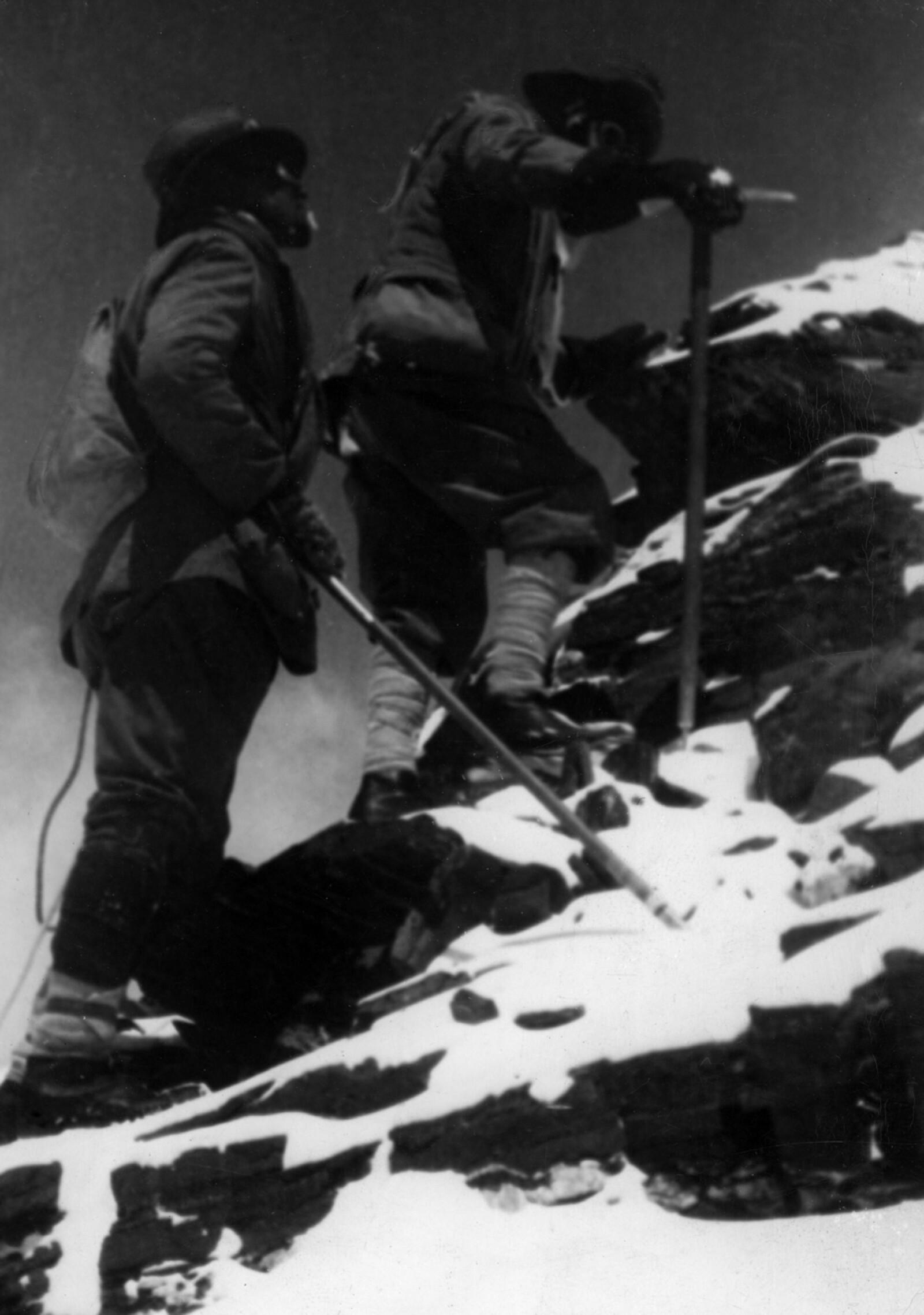 Monte Everest 3