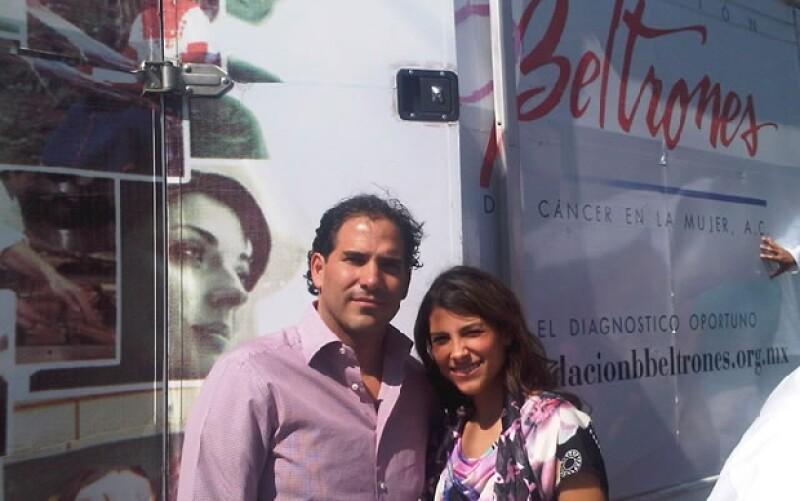 La vicepresidenta de la fundación Beatriz Beltrones habla en exclusiva para Quién.com sobre la labor que realiza dentro de la institución.