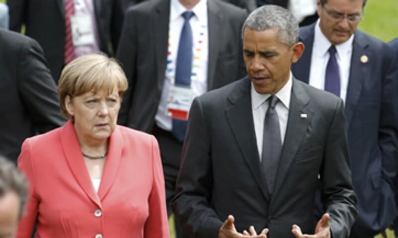 Merkel dijo que quiere que Grecia siga siendo parte de la eurozona. (Foto: Reuters)