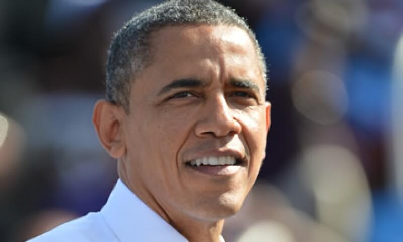 Obama no dio detalles sobre cómo podría evitarse el abismo fiscal. (Foto: Getty Images)