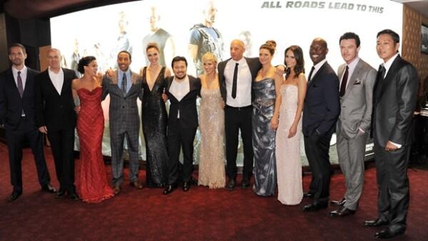 La nueva película de la exitosa franquicia se encontraba en proceso de filmación pero tras el fallecimiento de Walker, los productores de la cinta están replanteando su futuro.
