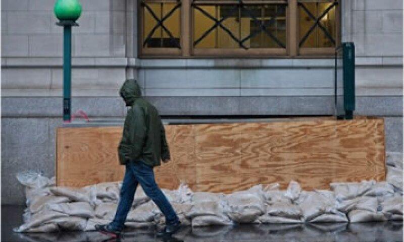 La Bolsa de Nueva York no había cerrado dos días consecutivos desde hace más de un siglo.  (Foto: Cortesía CNNMoney)