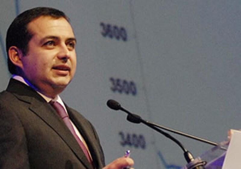 El secretario de Hacienda Ernesto Cordero apuntó que México está a favor de que exista una mayor supervisión en el sistema financiero. (Foto: Notimex)