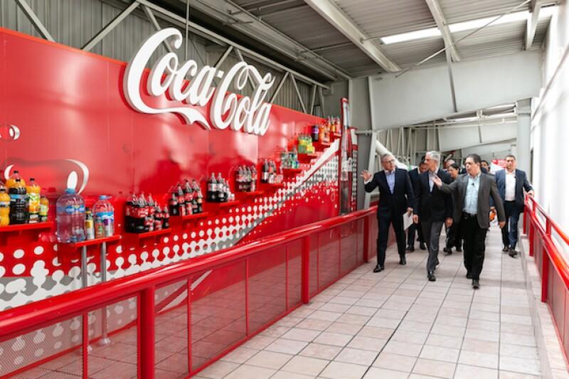 Planta de Coca-Cola FEMSA en Toluca