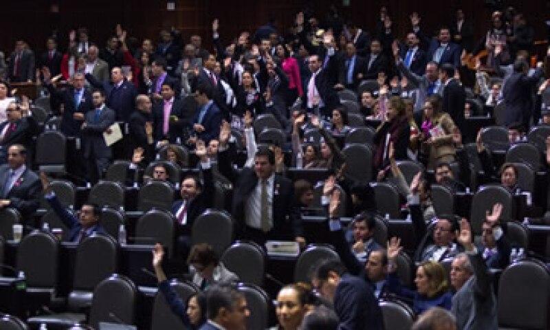 El dictamen fue aprobado con 358 votos a favor. (Foto: Cuartoscuro )
