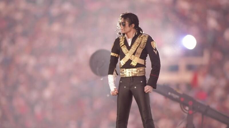 Michael Jachson Super Bowl 93