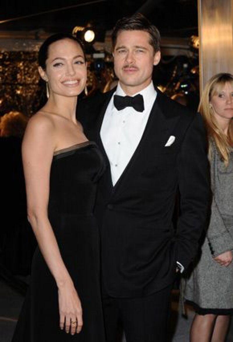 El actor asegura que Jolie no destruyó su matrimonio con Jennifer Aniston, y que su ex esposa y Angelina han logrado establecer una cordial relación pese a sus enfrentamientos en los tabloides.