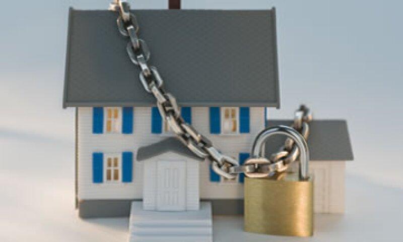 Sólo 4 de cada 100 casas cuenta con un seguro. (Foto: Archivo)