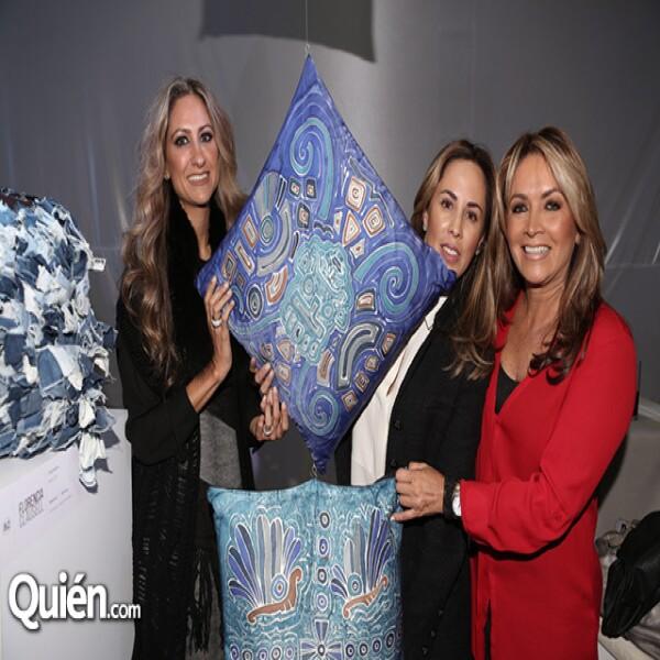 Pixie Devlyn, Karla Pérez Fayad y Rosaura Henkel