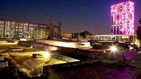 Centro Cultural Tlatelolco 2