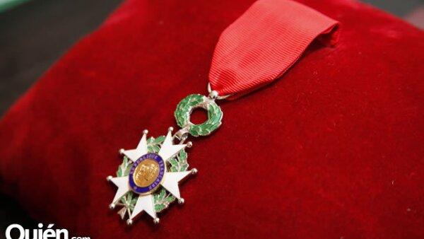 Medalla de honor